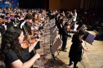 SOSYAL MEDYA - Kepez'de 200 Çocuktan Müzikli 23 Nisan Kutlaması