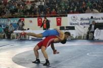 OLIMPIYAT - Kepezsporlu Güreşçi Türkiye Şampiyonu Oldu