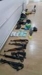 MERMİ - Kızıltepe'de PKK'ya Ait Silah Ve Mühimmat Ele Geçirildi