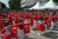 KOMPOZISYON - Kozan'da 23 Nisan Coşkuyla Kutlandı