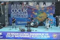 KÜÇÜKÇEKMECE BELEDİYESİ - Küçükçekmece'de Çocuklar 23 Nisan Konseri İle Eğlendi