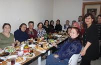 SAĞLIKLI YAŞAM - Kursa Katılan Kadınlar Hem Meslek Hem De Dostluk Kazandı