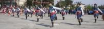 TÜRK HALK MÜZİĞİ - Manisa'nın İlçelerinde 23 Nisan Coşkusu