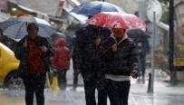 HAVA SICAKLIĞI - Meteoroloji'den İstanbul Ve Ankara İçin Yağış Uyarısı