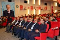 YUNUSEMRE - MHP'li Özten Güven Tazeledi