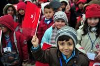 BAĞıMSıZLıK - Milli Eğitim Bakanı Yılmaz, 23 Nisan Dolayısıyla Anıtkabir'i Ziyaret Etti