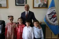 Miniklerden Başkan Başsoy'a Ziyaret