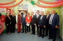 BELEDİYE BAŞKAN YARDIMCISI - Neşe Erberk Edirne'de Okul Açtı