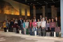 MOZAİK MÜZESİ - Öğrenciler, Zeugma Müzesini Gezdi