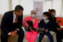 LÖSEMİ HASTASI - Olimpiyat Komitesinden Lösemili Çocuklara Ziyaret