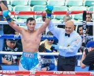 CALIFORNIA - Özbekistanlı 2016 Olimpiyat Şampiyonu Boks Kariyerine Galibiyetle Başladı