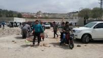 İKİNCİ EL EŞYA - Bit Pazarında Bomba Paniği
