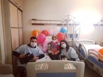 VOLKSWAGEN - Vosvoslar Lösemili Çocukların Dünyasına Renk Kattı