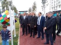 ÇOCUK FESTİVALİ - Pendik'te Türk- Macar Dostluk Parkı Açıldı