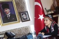 KEÇİ YAVRUSU - 'Rizeli Heidi' Ankara'ya Geldi
