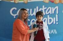YUMURTA - Sağlıkla İlgili Soruları Çocuklar Cevapladı