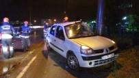 Sakarya'da Trafik Kazası Açıklaması 3 Yaralı