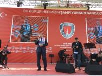 SANCAKTEPE BELEDİYESPOR - Şampiyon Sancaktepe Belediyespor 2. Lige Yükseldi