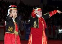 Samsun'da Coşkulu 23 Nisan Kutlaması