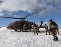 JANDARMA - Şırnak'ta 2 askerimiz şehit oldu