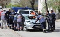 Sivas'ta Rüzgarın Yol Açtığı Hasar Tespit Çalışmaları Başladı