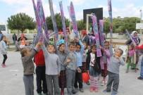 Söke Belediyesi'nin Uçurtma Hediyesi Çocukları Sevindirdi