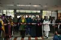 HALK EĞITIMI MERKEZI - Tatvan'da 'Filografi' Sergisi Açıldı