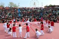 MEHMET CEYLAN - Tekirdağ'da 23 Nisan Şenliği