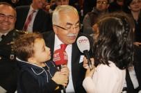 Tokat'ta Çocuklar 23 Nisan'da Gazeteci Oldu