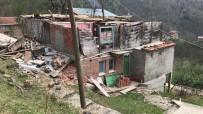 Trabzon'da Fırtına Açıklaması 1 Ölü