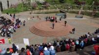 ORTAHISAR - Trabzon'da Yaşayan Yabancı Uyruklu Çocuklar 23 Nisan'ı Kutladı