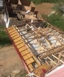 Trabzon'un Çaykara Ve Dernekpazarı İlçelerinde Fırtına Açıklaması 1 Ölü, 1 Yaralı