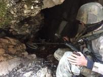 HAVAN MERMİSİ - TSK'dan Teröristlerin Lojistik Kaynaklarına Ağır Darbe