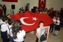 OKUL MÜDÜRÜ - Uçhisar'da, 23 Nisan Ulusal Egemenlik Ve Çocuk Bayramı Coşkuyla Kutlandı