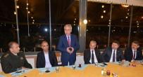 ÜNİVERSİTE KAMPÜSÜ - 'Veda Yemeği Değil, Vefa Yemeği'