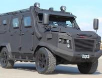 SAĞLIK PERSONELİ - Zırhlı ambulans görücüye çıkıyor!