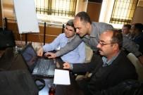 İPEKYOLU - Adıyaman Belediyesinde Teknik Personele Netcad Eğitimi