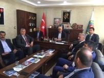 AHMET ÖZEN - Adıyaman Ziraat Odaları İl Koordinasyon Toplantısı Yapıldı