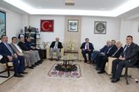 AK Parti'den ESOB'a Teşekkür Ziyareti