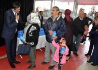 MIRAÇ KANDILI - Aliağa'da Binlerce Kişiyi Buluşturan Kandil Programı