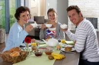 YEŞIL ÇAY - Almanlar Çay İçmeye Başladı