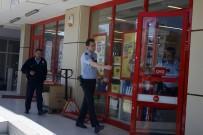 MARKET - Antalya'da Market Soygunu