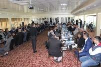 SIVIL TOPLUM KURULUŞU - Aşiret Mensupları Terör Örgütleri Hakkında Bilgilendirildi