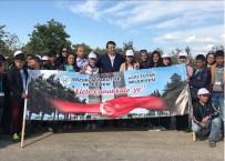 İBRAHIM AYDEMIR - Aydemir'le Öğrencilerin Çanakkale Buluşması