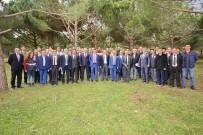 ORMAN YANGINI - Balıkesir'de Fıstıkçamı Çalıştayı Düzenlendi