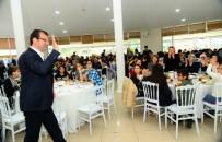 UMUTLU - Başkan İmamoğlu, TEOG Sınavına Girecek Öğrencilere Moral Verdi