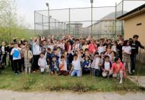 YEREL YÖNETİMLER - Başkan Palancıoğlu'ndan Öğrencilere Yerel Yönetim Dersi Verdi