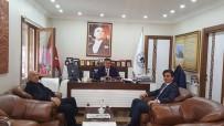 Başkan Yalçın'a Ziyaret
