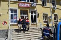 Besni'de Araması Olan Şahıs Yakalanarak Tutuklandı