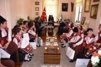 BULGAR - Bulgaristan'daki Kardeş Şehir Pomorie Süleymanpaşa Çocuk Şenliğinde